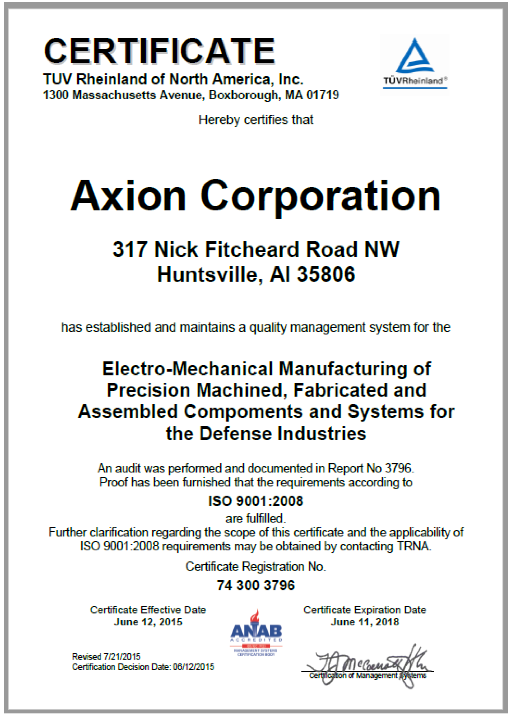 axion corporation, axion, sba, wosb, woman owned business, naob, native american owned business, iso 90001: 2015 ceritited, prime defense contractor, dod contractor, defense solutions, innovative technology, dem design, build to print manufactoring, huntsville al, us government, ground vehicle, air craft, combat weapon systems, CAGE: 9X850, aerospace & defence industry, us government contractor